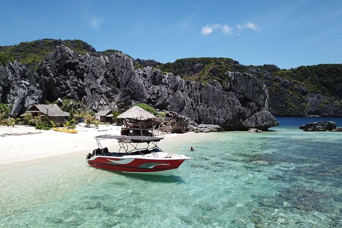 Full Day Highlights of El Nido Speedboat Island Group Tour C