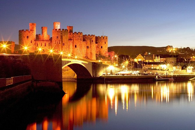 Conwy Castle and Conwy Valley Scenic Tour