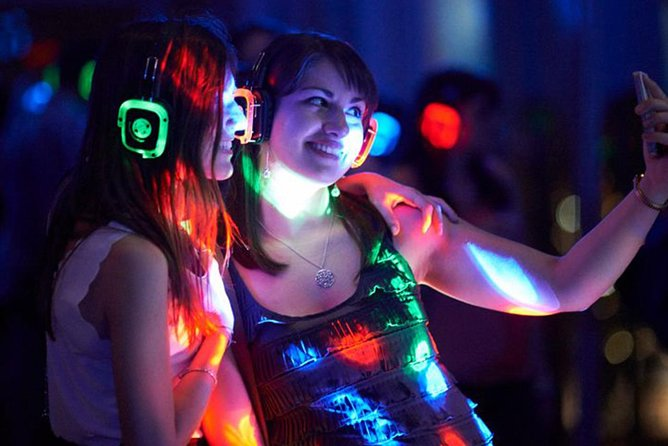 Silent Disco Club Experience