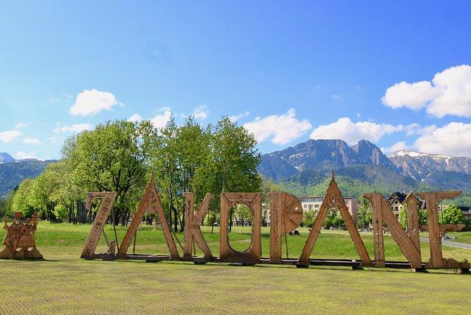 Private Zakopane Tour from Zakopane