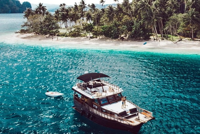 Full Day El Nido Island Frontier Group Tour B