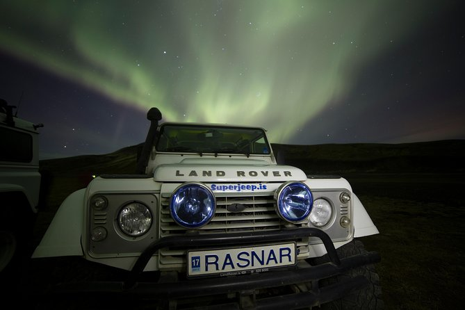 Northern Lights Superjeep Tour from Reykjavik