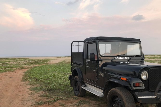 Jeep tours in Pondicherry