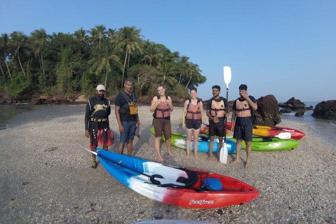Dharmadam Ocean Kayaking Experience by Tyndis