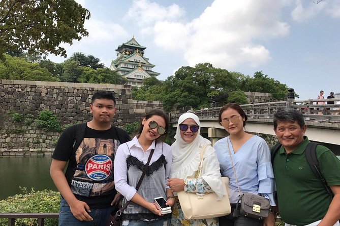 Excursão Privada Amistosa aos Muçulmanos de Osaka