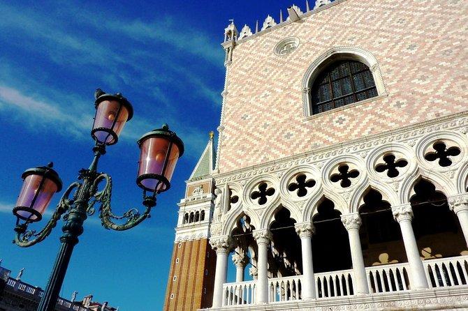 Venice Landmarks: Walking Tour Plus St Mark's Basilica and Doge's Palace Tours