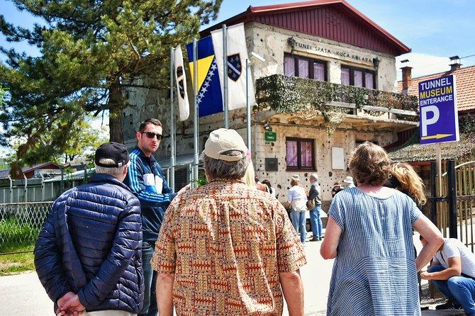 Sarajevo Half-Day History Tour on the Fall of Yugoslavia