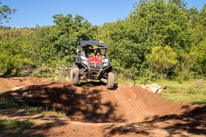 Off Road Guided Buggy Tour in Srd Hill