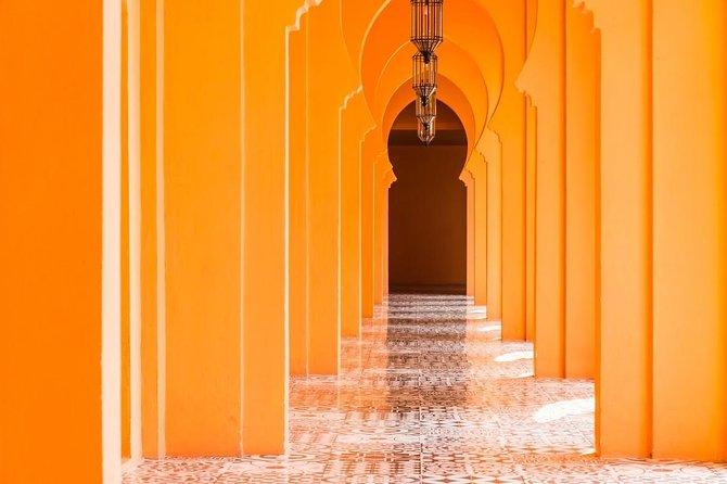 Geschiedenis en memoires van Marrakech