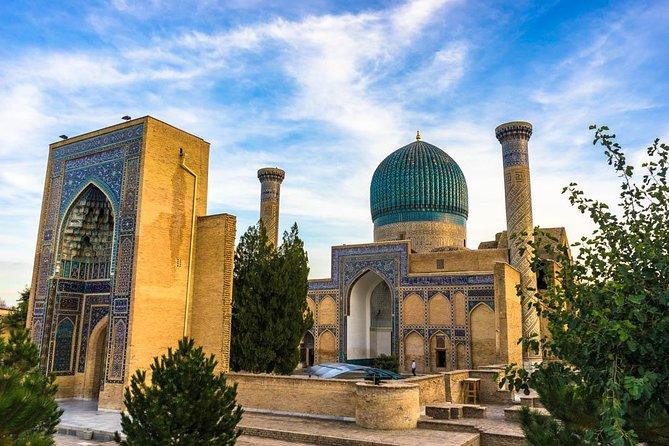 Silk Road Uzbekistan