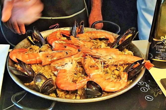 Image result for paella barcelona