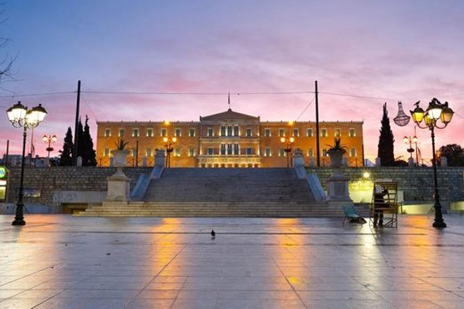 Athens city center to Airport