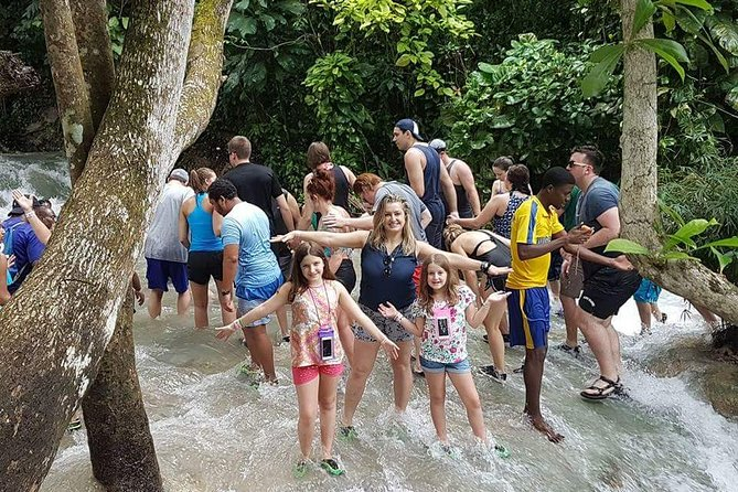 Dunn's River Falls and Fern Gully Adventure Tour from Montego Bay photo 3