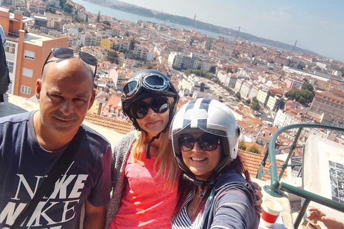 SIDECAR - 8 HOURS - Lisbon 2 PAX