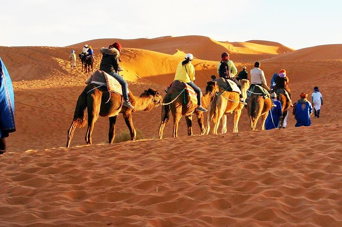 Desert tour from Fes to Marrakech 4 days photo 9