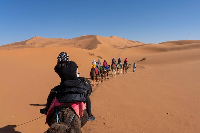 3 days trip from FEZ to MARRAKESH via MERZOUGA