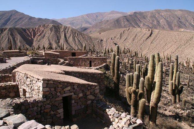 Quebrada de Humahuaca - From Salta