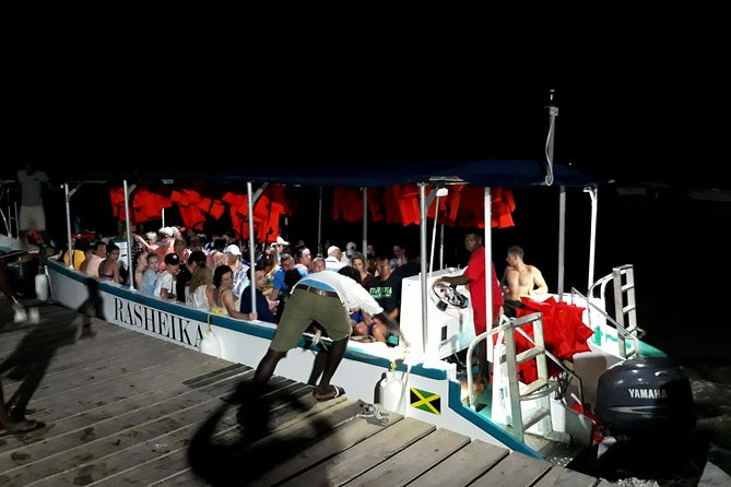 Night cruise and swim the Falmouth Mystic Bio-Luminous Lagoon