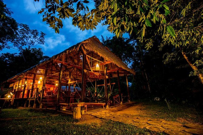 3 Day Amazon Jungle Tour at Posada Amazonas