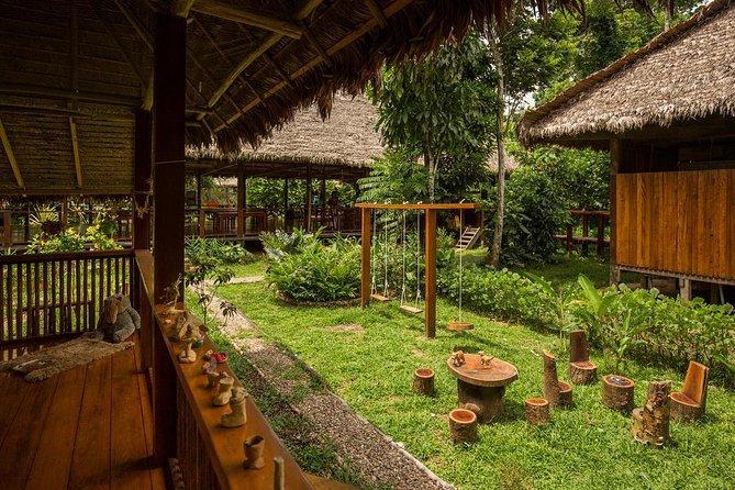 3-Day Amazon Jungle Tour at Hacienda Concepcion