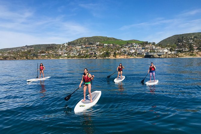 Laguna Beach SUP Lesson and Tour photo 1