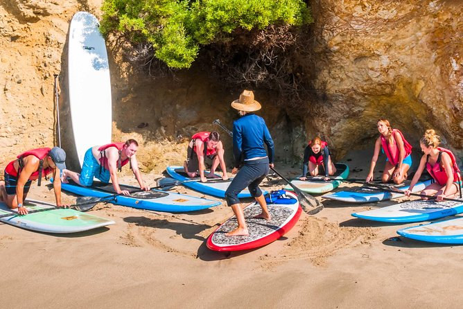 Laguna Beach SUP Lesson and Tour photo 3