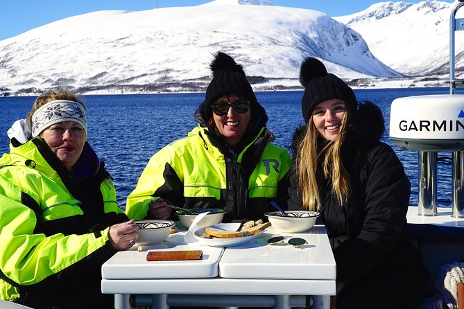 Fjordcruise in a Luxury Yacht Arctic Queen