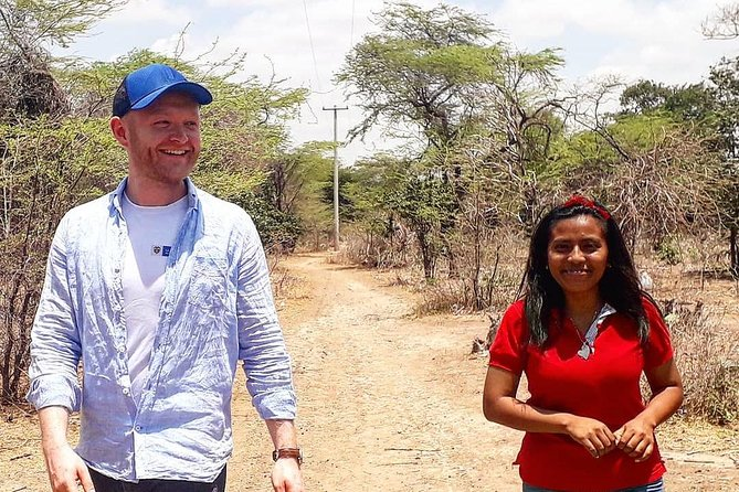 Visit Wayuu indigenous communities in La Guajira in a different way