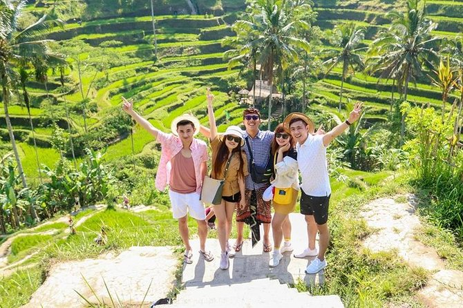 Private Shore Excursion: Ubud Highlights Tour