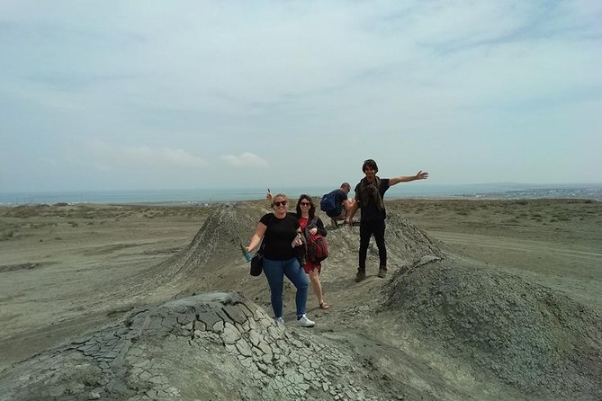 Gobustan,Mud Volcanoes & Absheron Peninsula full day tour