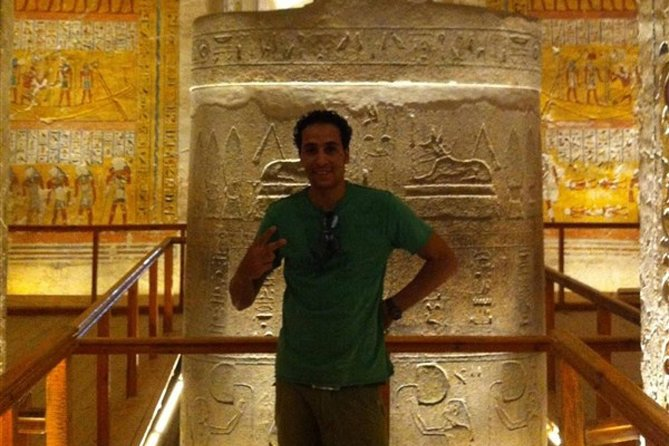 Private Overnight trip to luxor from Cairo