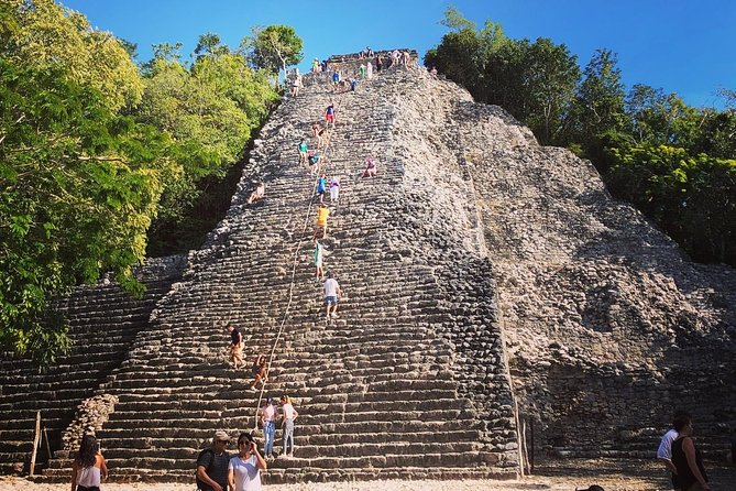 Coba and Tulum and Cenote and Playa del Carmen all in one 4X1 the most wanted!! photo 23