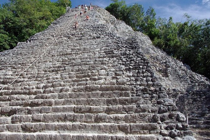 Coba and Tulum and Cenote and Playa del Carmen all in one 4X1 the most wanted!! photo 22