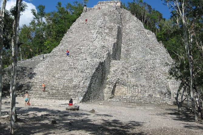 Coba and Tulum and Cenote and Playa del Carmen all in one 4X1 the most wanted!! photo 20