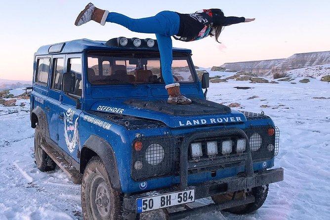 Private Jeep Safari Cappadocia 4x4 Off-road Tour