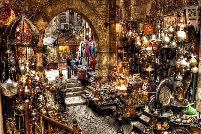 Private Cairo Shopping Tours To Old Markets And Local Souqs