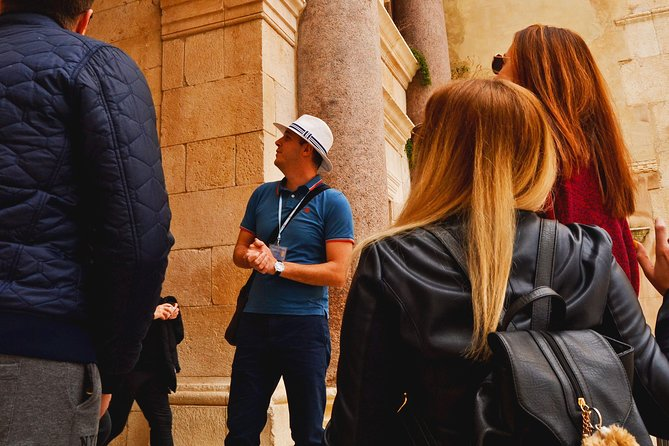 Walking Tour of Split with a ''Magister'' of History