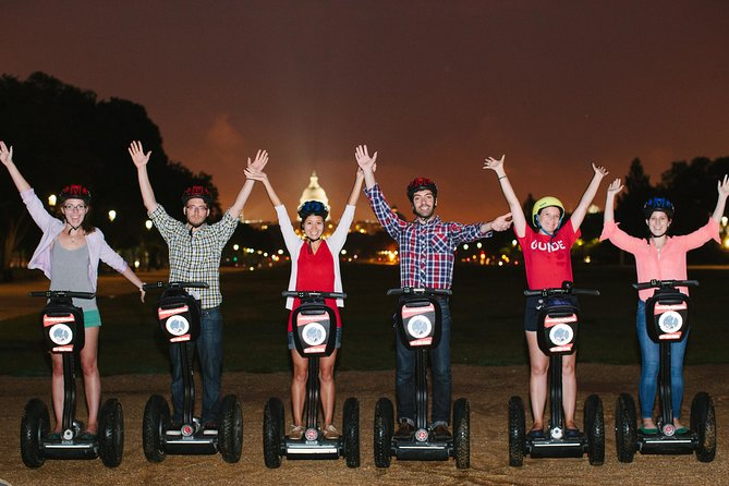 Washington DC Segway Night Tour photo 3