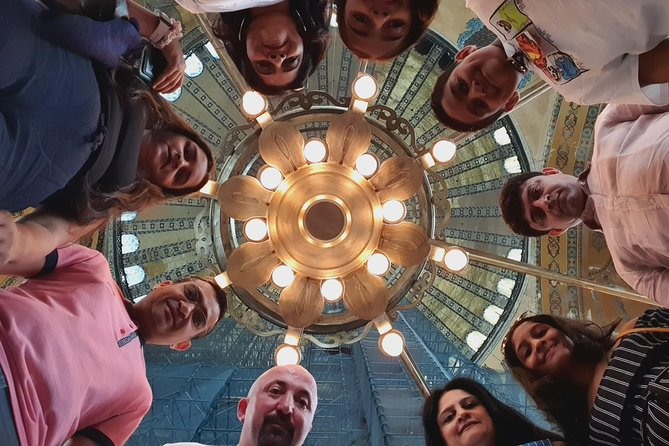 Tour of Hagia Sophia (entrance fee not included)