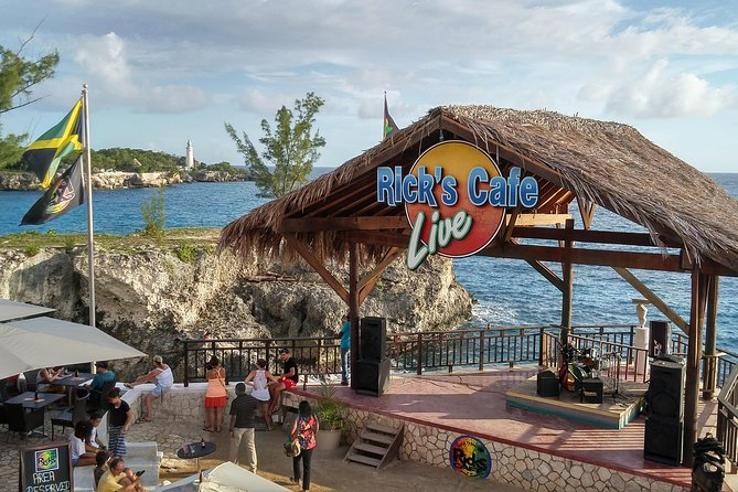 Negril Beach & Ricks Cafe