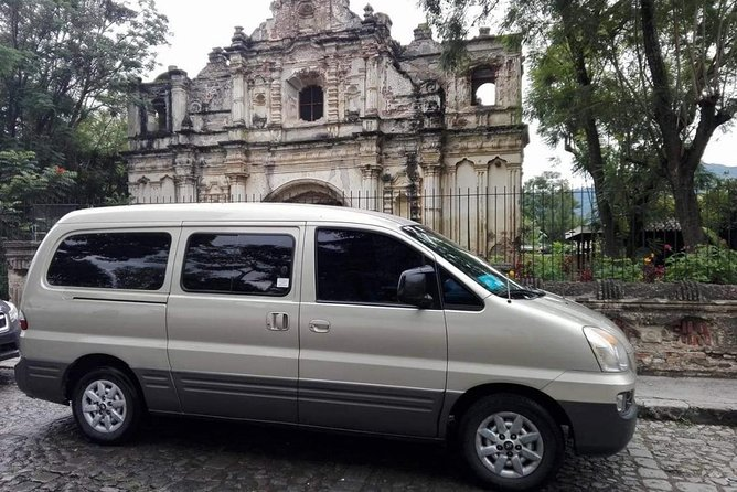 Shared Transportation from Antigua to Guatemala City Airport