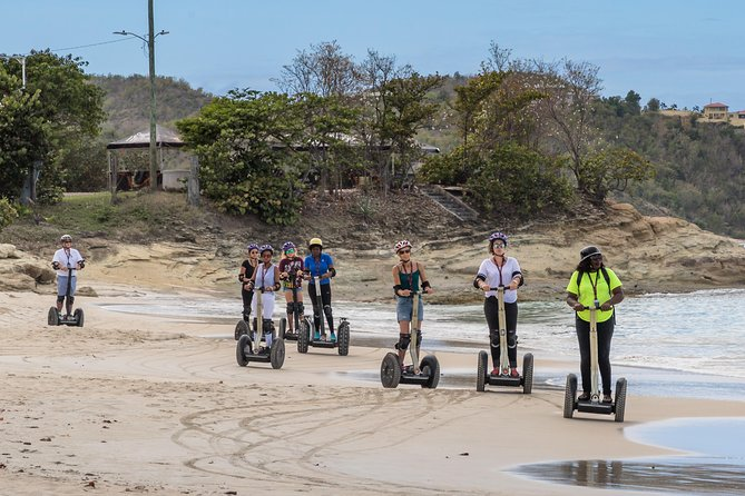 Fort James Segway Tour in St John's