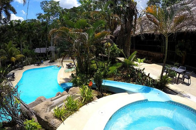 3 Day Iquitos Amazon Jungle Adventure at Ceiba Tops Luxury Lodge