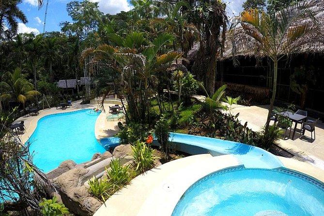Aventura de 3 días en la selva amazónica de Iquitos en Ceiba Tops Luxury Lodge