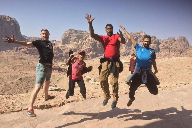 One Day tour to Petra from Amman (Round trip)
