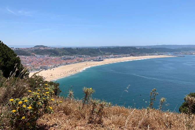 Nazare on private tour with lunch