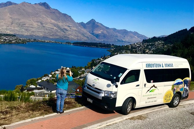 Queenstown - Arrowtown Sightseeing and Tasting Half-Day Small-Group Tour