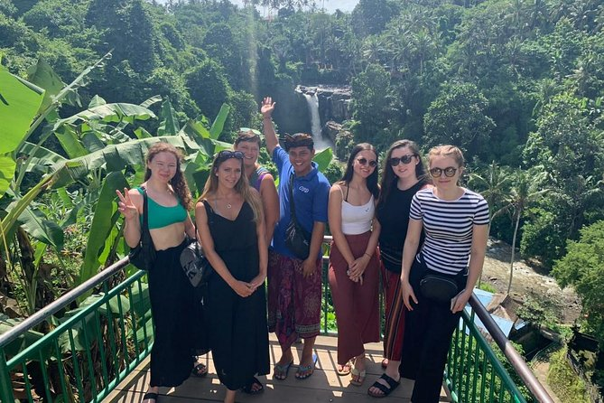 Full Day Ubud Sightseeing Tour with Lunch
