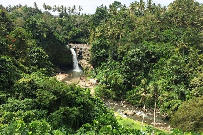Best of Waterfalls Around Ubud Area