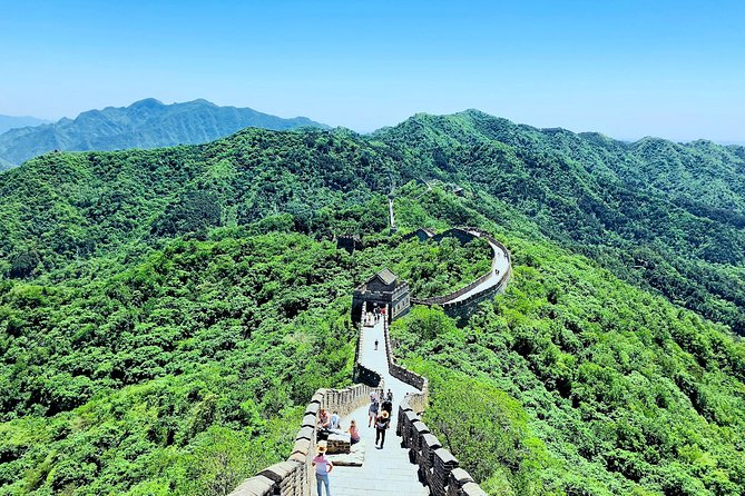 Private Mutianyu Great Wall Tour from Beijing
